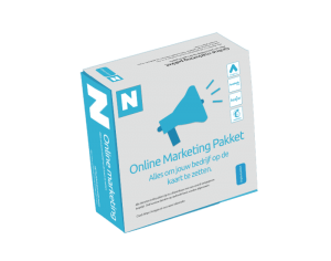 Het Online Marketing pakket van NETGAIN