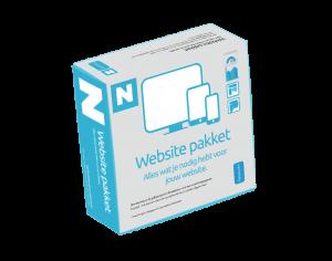 Het website pakket van NETGAIN